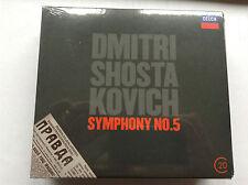 Dmitry Shostakovich - Decca R.P.O  : Symphony No. 5 (2012) BRAND NEW SEALED CD