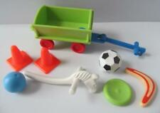 Playmobil DOLLSHOUSE/School Pull-Along Wagon & jouets pour enfants Figures NEW