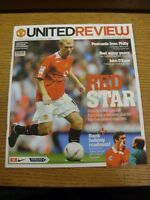 30/08/2004 Manchester United v Everton  . Thanks for viewing our item, if this i