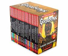 Goosebumps Classic Collection 20 Book Box Set by R. L. Stine 9781760158873