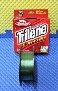 Berkley Trilene XL 8lb 1000yd Fishing Line Low-vis Green XLEP8-22 1002501