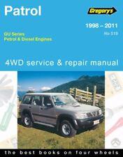 Gregory's Service Repair Manual Nissan Patrol Y61 GU 1998-2014 OWNERS WORKSHOP