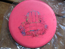 DISC GOLF New Nice Pink iCE Bowl 2014 Roc3 180g Sweet Multicolor Rainbow Stamp