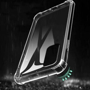 Clear Case for Samsung Galaxy S30 S21 A21 Cover Bumper