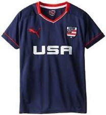 Puma USA Boys or Girls Soccer Jersey
