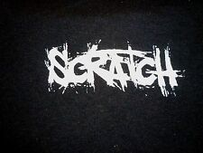 Scratch Tour Singed Shirt ( Used Size XL ) Very Nice Condition!!!