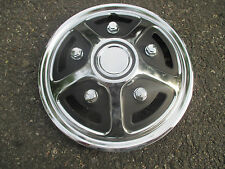 one 1973 to 1979 Audi Fox 13 inch hubcap wheel cover