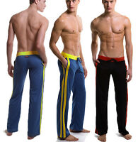 Men's Slacks wicking Mesh Long jogging Sport pants Sweat pants Casual Trousers