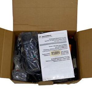 Vintage Motorola StarTAC & V3600 Series Professional Hands-Free Car Kit