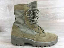"""REEBOK DUTY CM8899 SPEARHEAD US MILITARY BOOTS 8"""" Hot Weather Size 5.5 M"""