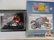 honda nsr400 . nsr 400 . joe bar team . figurine en résine n°69 .