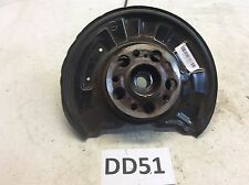 08-14 MERCEDES W204 RWD C300 REAR LEFT KNUCKLE SPINDLE HUB OEM DD51 S I.