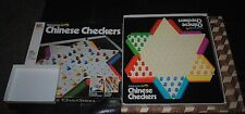 Dragon Chinese Checkers Classic Game by Milton Bradley 1973 VINTAGE Complete MB