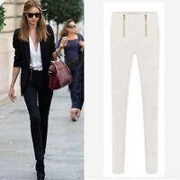 Vogue Femme Pantalon Femmes Crayon Pantalon Taille Haute Extensible