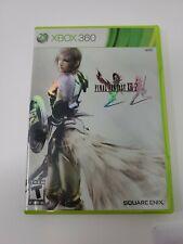 Final Fantasy XIII-2 (Xbox 360, 2012)