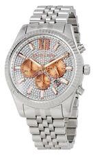 Men's Watch Michael Kors MK8515 Lexington Luxury Watches Quartz Chronograph Date