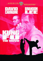 Kung Fu: The Movie [New DVD] Manufactured On Demand, Full Frame, Dolby, Mono S