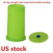 US 3D Sublimation Silicone Mold Straight Tube Mug Clamp Heat Transfer Mugs Clamp