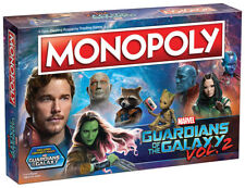 Guardians of the Galaxy Vol. 2 MONOPOLY®  Ages 8+ | 2-6 Players
