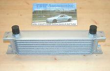 universal ÖLKÜHLER 9 Reihen ***NEU*** Netz 250 x 65 mm Dash 10 AN10 oil cooler