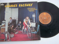LP 33 TOURS VINYLE , CREEDENCE CLEARWATER REVIVAL , COSMO ' S FACTORY VG / VG ++