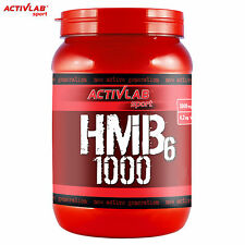 HMB 6 120 Tablets Anticatabolic Anabolic Lean Ripped Muscle Development Growth