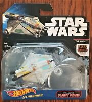 Disney Hot Wheels Highly Collectible Star Wars Rebels Starships The Ghost NEW