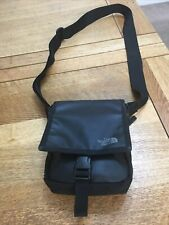 The North Face men's small man bag/ shoulder bag, black