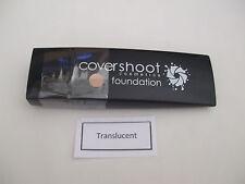 Covershoot Cosmetics Foundation Translucent 30ml New