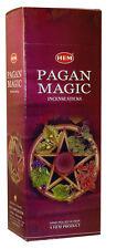 Hem Bulk Incense Sticks Box Pagan Magic 120 Sticks Free Shipping