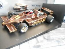 F1 LOTUS 79 Ford Cosworth #31 Hector Rebaque 1979  RAR Minichamps 1:18