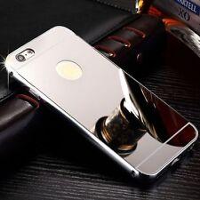 Luxury Aluminium Mirror Case I Phone Cover for iPhone Apple 6 6s 5c 5 SE