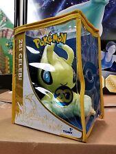 "Pokemon 20th Anniversary 8"" Celebi - Toys ""R"" Us Exclusive Tomy"