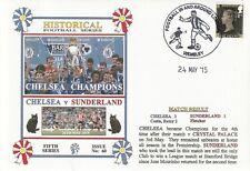 24 MAY 2015 CHELSEA v SUNDERLAND PREMIERSHIP DAWN FOOTBALL COVER