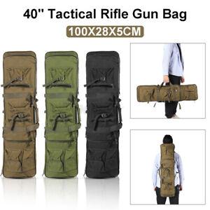 Fishing Rods Backpack Carry Bag Shoulder Pack Tackle Pole Tube Storage Tactical