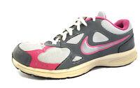 Nike Advantage Runner 2 Pillar Tech Shoes Sneakers Grey Pink Size 5Y women's