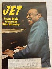 New listing Vintage Jet Magazine Oct 10, 1974: Count Basie Celebrates 70th Birthday