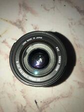 Sigma 28-105mm f/3.8-5.6 UC-III Aspherical IF Macro Camera for Canon