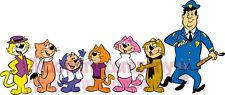 TOP CAT AND THE GANG CARTOON T-SHIRT - MENS KIDS WOMENS S M L X 3XL 4XL 5XL
