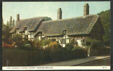Anne Hathaway Cottage Shottery Stratford Upon Avon United Kingdom Chrome 229  ac