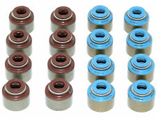 (SET OF 16) SUPERTECH VITON VALVE STEM SEALS HONDA D16Z6/Y6/Y8 D17 SOHC VTEC
