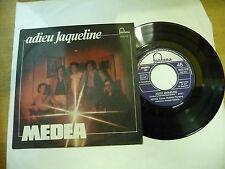 "MEDEA""ADIEU JAQUELINE-disco 45 giri FONTANA It 1977 PROG IT"" RARE"