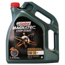 Castrol Magnatec Stop-Start 0W-30 D 5L - Ford WSS-M2C950-A - Ford Diesel