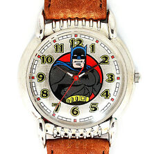 Batman Fossil Unworn Limited Edition Of 10K, DC Comics 1994 Truly Rare Watch $99