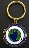 """CIA National Reconnaissance Office Keychain Challenge Coin Style 1.5"""" Vintage"""