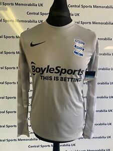 Birmingham City Goalkeeper Replica Shirt 2020-2021. BNWT