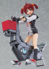 Figma AKANE ISSHIKI VIVIDRED OPERATION figure 189 New AUTHENTIC Good Smile