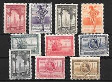 GUINEA  EDIFIL 191/201** MNH CATALOGO 160 EUROS
