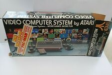 Boxed Atari CX-2600 Console with Controllers - Mint Condition Console / Controls