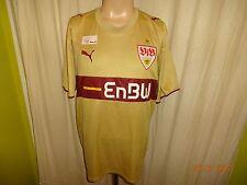 """VfB Stuttgart Original Puma Ausweich Trikot 2007/08 """"EnBW"""" Gr.XXL"""